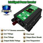 FULAI Convertisseur de tension 12V 220V 500W Transformateur de tension DC 12V vers 220V 500W Onduleur avec Port USB & Écran LCD de la marque FULAI POWER image 4 produit