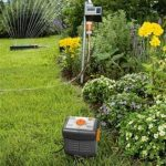 Gardena Sonde d'humidité : le capteur d'humidité permet de tenir compte de l'humidité du sol dans la programmation de l'arrosage, niveau d'humidité du sol réglable, économe en eau (1188-20) de la marque Gardena image 2 produit