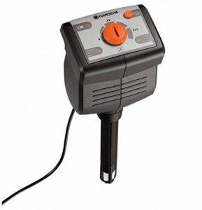 Gardena Sonde d'humidité : le capteur d'humidité permet de tenir compte de l'humidité du sol dans la programmation de l'arrosage, niveau d'humidité du sol réglable, économe en eau (1188-20) de la marque Gardena image 0 produit