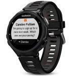 Garmin - Forerunner 735XT - Montre GPS Multisports avec Cardio Poignet (Ecran : 1,23 pouces) - Noir/Gris de la marque Garmin image 2 produit