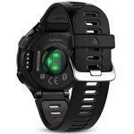 Garmin - Forerunner 735XT - Montre GPS Multisports avec Cardio Poignet (Ecran : 1,23 pouces) - Noir/Gris de la marque Garmin image 4 produit
