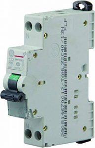 General Electric AUN692723 Disjoncteur Compact Phase + Neutre 20 A Courbe C 4,5 kA de la marque General Electric image 0 produit