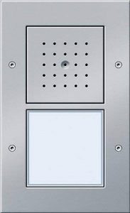 Gira 126667 Interphone vidéo 1 bouton montage apparent Anthracite de la marque Marque : Gira image 0 produit