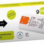 Goobay 30000 Transformateur DEL Plastique Blanc 6W 12 V de la marque GOOBAY image 1 produit