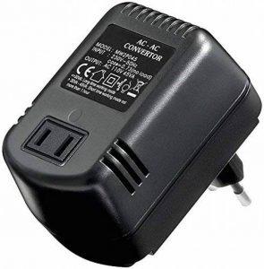 Goobay 54754 Transformateur de tension 45 W, 230 V vers 110 V (Import Allemagne) de la marque GOOBAY image 0 produit