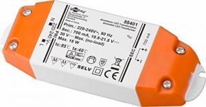 Goobay Transformateur LED continu à intensité variable 700 mA CC pour LED jusqu'à 15 W de la marque Goobay image 0 produit