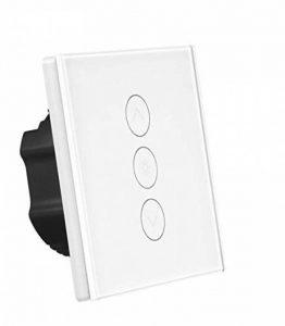 Greenbang Gradateur intelligent de lumière, commutateur de lumière de contrôle de mur de WiFi Compatible avec Alexa Assistant de Google IFTTT (fil neutre requis) (1 Pack) de la marque Greenbang image 0 produit