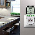 GreenBlue GB202 La consommation d'énergie mètre wattmètre prise compteur d'énergie de compteur de la marque Green Blue image 1 produit