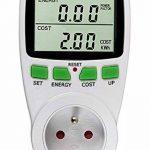 GreenBlue GB202 La consommation d'énergie mètre wattmètre prise compteur d'énergie de compteur de la marque Green Blue image 2 produit