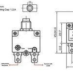 Greenwayyd 5 Ampères Disjoncteurs à réarmement manuel Bornes à connexion rapide DC50V AC125-250V, lot de 5 de la marque Greenwayyd image 2 produit
