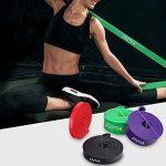 GSOTOA Elastique Resistance Musculation Unisexe Différentes Options de Résistance de la marque GSOTOA image 4 produit