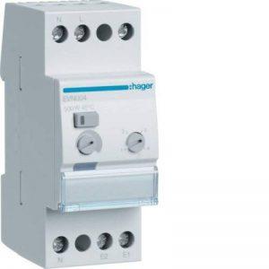 HAGER evn004Télécommande Variateur 500W Confort universel de la marque Busch-Jaeger image 0 produit