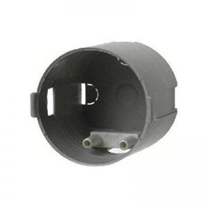 Hager iNTEGRO boîte Cache pour interrupteur prise 4entrées avec bride guide-cordon de la marque Hager image 0 produit