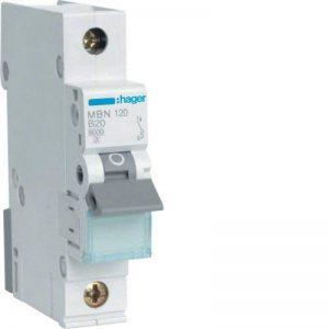 Hager MBN120 Interrupteur électrique de la marque Hager image 0 produit