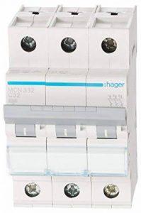 Hager MCN332 Disjoncteur 32 A (Import Allemagne) de la marque Hager image 0 produit