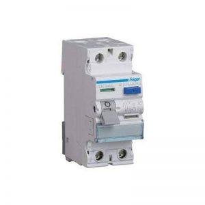 Hager Protection cdc240d Disjoncteur différentiel 2P 40A 30mA AC de la marque Hager image 0 produit