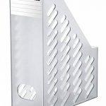 HAN 1604-69, porte-revues BRILLANT XXL, grand, plus grand, XXL. Design classique en look translucide en phase avec son temps. De haute qualité, robuste, stable et élégante. Avec étiquette d'indexation, lot de 2 unités, gros translucide de la marque HAN image 1 produit