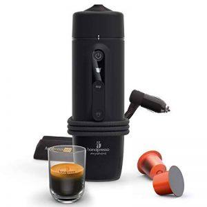 Handpresso 48309 Auto Machines à Capsule, 120 W, 0.05 liters, Noir de la marque Handpresso image 0 produit
