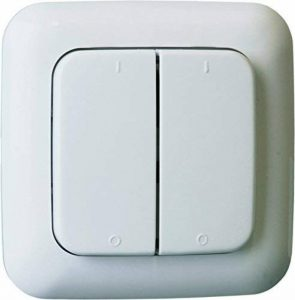 Home Easy HE843 Interrupteur mural double sans fil de la marque Home Easy image 0 produit
