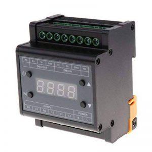 Homyl Dmx302 Dmx Triac Télécommande LED Variateur Contrôleur de Bandes LED RGB de la marque Homyl image 0 produit