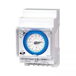 Horloge Journalière Analogique LEDKIA de la marque LEDKIA image 0 produit