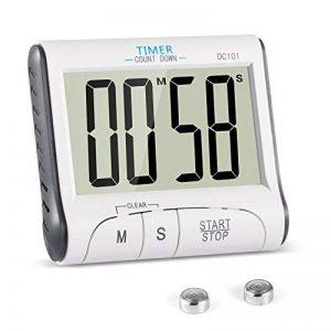 horloge minuteur TOP 7 image 0 produit