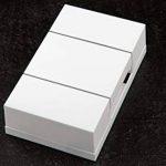 Huber 13310 Sonnette électronique 25 mélodies Blanc de la marque HUBER image 4 produit
