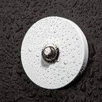 Huber Plaque de sonnette 12010, 1compartiment de montage en saillie, rond, en métal de la marque Huber image 4 produit