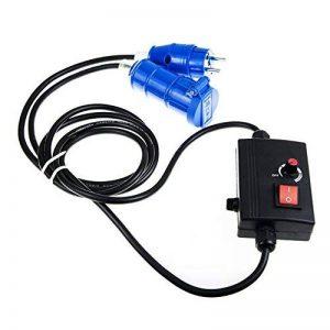 HWAMART ® gradateur 1000W Fresnel Tungsten vidéo continue spot d'éclairage gradateur de lumière (1000w dimmer) de la marque hwamart image 0 produit