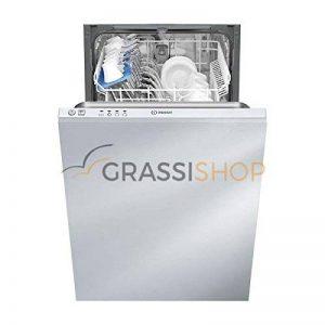 Indesit DISR 14B1 EU Entièrement intégré 10places A+ lave-vaisselle - Lave-vaisselles (Entièrement intégré, Compact (45 cm), Acier inoxydable, boutons, panier, 10 places) de la marque Indesit image 0 produit