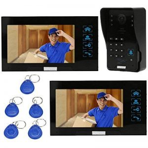 installation interphone vidéo TOP 6 image 0 produit