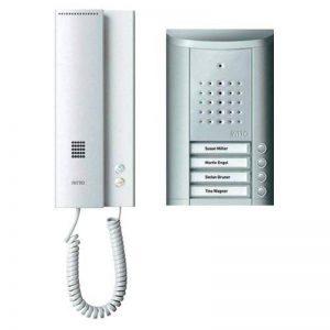 interphone 4 appartements sans fil TOP 0 image 0 produit