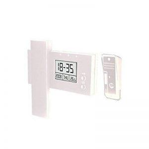 Interphone Audio Blanc 3 Fils combiné ABS Alimentation Secteur 230V Platine de Rue saillie Horizon AVIDSEN 102131 de la marque Avidsen image 0 produit