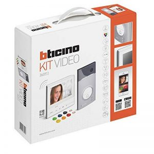 Interphone Bticino 363911, Classe 300 x13e et Linea 3000, avec support, blanche. de la marque Legrand image 0 produit