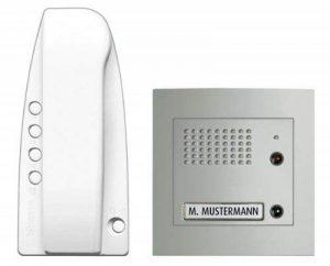 Interphone, maison unifamiliale, d'aluminium, BTICINO SFERA MODULAIRE de la marque Legrand image 0 produit