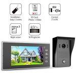 interphone portier sans fil TOP 5 image 2 produit