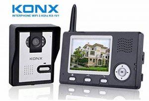 interphone portier sans fil TOP 9 image 0 produit