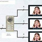 interphone pour 3 appartements TOP 2 image 4 produit