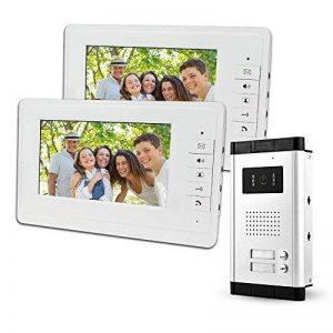 interphone pour 3 appartements TOP 9 image 0 produit