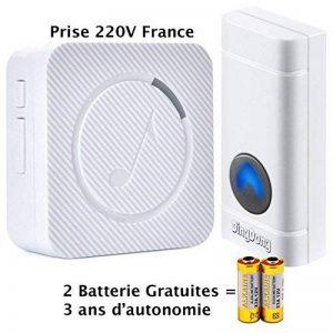 interphone sans fil batterie TOP 10 image 0 produit