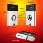 interphone sans fil batterie TOP 11 image 2 produit