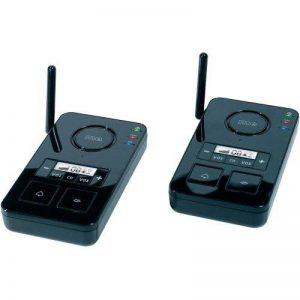 Interphone sans fil FS 2.1 noir m-e GmbH de la marque M-E MODERN-ELECTRONICS image 0 produit