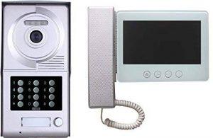 Interphone Vidéo Code et Badges RFID - Office 1 de la marque BT Security image 0 produit
