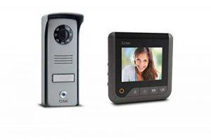 interphone vidéo extel TOP 3 image 0 produit
