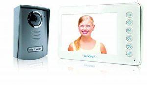 interphone vidéo filaire TOP 6 image 0 produit