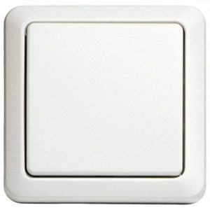 """Interrupteur """"classic"""" sans fil de couleur blanc (Chacon 54501) de la marque DiO Connected Home image 0 produit"""