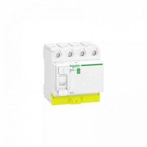 interrupteur différentiel triphasé, 30mA - 4 pôles - 40A - Type AC de la marque Schneider image 0 produit