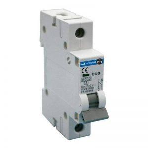 Interrupteur Disjoncteur magnéto-thermique 1P 25a-6ka classe c 220/240 de la marque Electro DH image 0 produit