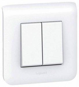 interrupteur double poussoir TOP 12 image 0 produit