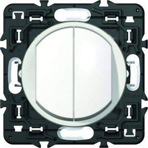 interrupteur double poussoir TOP 5 image 0 produit